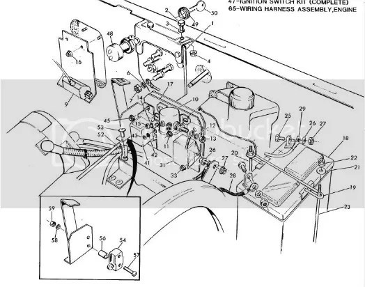 E30 Engine Bay Diagram